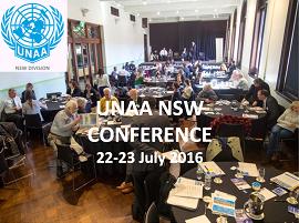 Hội thảo do Hiệp hội LHQ Úc tổ chức ngày 22 và 23-7-2016. Ảnh: Word Citizens