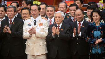 Đại hội Đảng Cộng sản lần thứ 12. Ảnh: AP