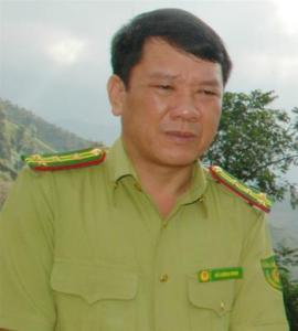 Ông Đỗ Cường Minh, nghi can trong vụ bắn 2 lãnh đạo tỉnh Yên Bái. Ảnh: internet