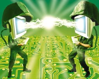 Chiến tranh mạng. Ảnh: internet