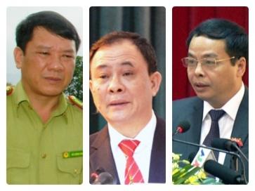 Từ trái qua: Đỗ Cường Minh, Phạm Duy Cường và Ngô Ngọc Tuấn. Ảnh: internet