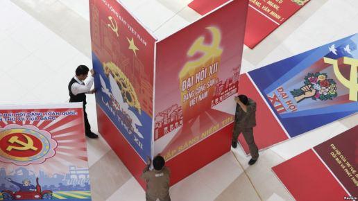 Đảng Cộng sản đã ngự trị trên đất Việt Nam tròn 71 năm. Ảnh: Reuters.
