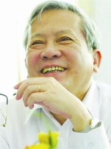 Nguyễn Khoa Điềm, cựu Bộ trưởng Văn hóa - Thông tin. Nguồn: internet