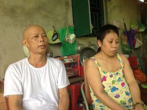 Anh Lê Văn Lâm và chị Nguyễn Thị Hương. Ảnh: FB Đoan Trang