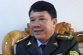 Ông Đỗ Cường Minh - Chi cục trưởng Chi cục Kiểm lâm tỉnh Yên Bái. Ảnh: internet