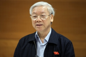 TBT Nguyễn Phú Trọng. Ảnh: internet