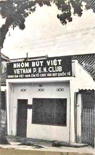 Ảnh 1: Trụ sở ở số 157 đường Phan đình Phùng Sài Gòn. Nguồn: Thế Giới Tự Do, số 9, tập 7 năm 1957.