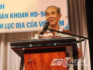 Ông Võ Văn Thôn, cựu GĐ Sở Tư pháp TP HCM. Ảnh: VTC
