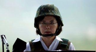 Bà Thái Văn Anh. Nguồn: AP/ Tyrone Siu