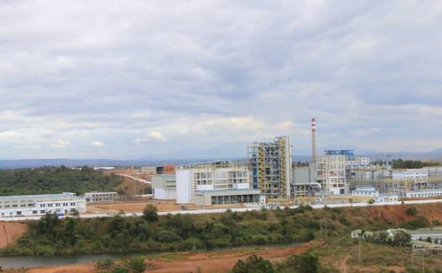 Sự cố vỡ đường ống dẫn xút Nhà máy Alumin Nhân Cơ cảnh báo thảm hoạ môi trường ngang tầm Formosa. Ảnh: Đoàn Yến