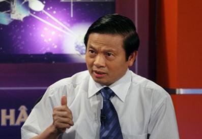 Nguyên Bộ trưởng Bộ Thông tin và Truyền thông Lê Doãn Hợp. Ảnh: VietTimes.
