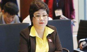 Bà Châu Thị Thu Nga. Hình: VietNamNet.