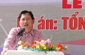 Ông Trịnh Xuân Thanh. Photo courtesy of vietnamnet.vn