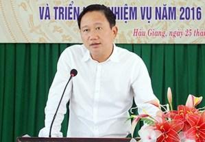 Trịnh Xuân Thanh. Ảnh: internet