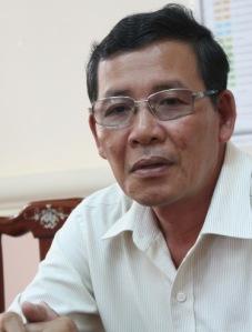 Ông Trần Khiêu, cựu Chủ tịch tỉnh Trà Vinh. Ảnh: internet