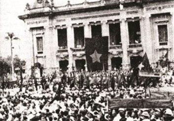 Việt Minh cướp chính quyền 71 năm trước.