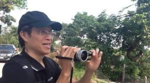 Ông Nguyễn Hữu Vinh, người sáng lập trang Ba Sàm. Nguồn: internet