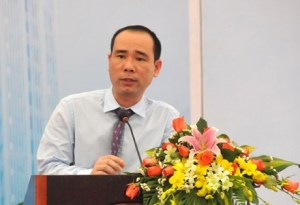 Ông Vũ Đức Thuận - nguyên Tổng Giám đốc PVC. Ảnh: TP/ internet