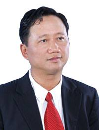 Đối tượng Trịnh Xuân Thanh. Ảnh: BCA