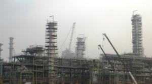 Nhà máy Lọc hóa dầu Nghi Sơn. Ảnh: MTG/ internet