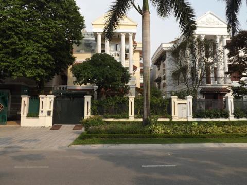 Nhà 24 - C2, nơi ông Trịnh Xuân Thanh đăng kí HKTT. Ảnh Dân Việt.