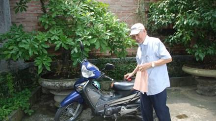 Ông Trịnh Xuân Giới. Ảnh: báo TP