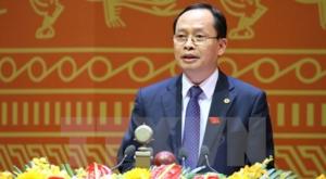 Bí thư Tỉnh ủy Thanh Hóa Trịnh Văn Chiến. Ảnh: internet