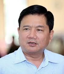 Ông Đinh La Thăng thời còn làm Bộ trưởng GTVT. Ảnh: Ngọc Thắng/ báo TN