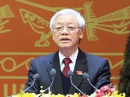 TBT Nguyễn Phú Trọng tại Đại hội 12