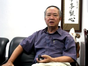 Nguyễn Như Phong, cựu đại tá công an, tổng biên tập báo PetroTimes vừa bị cách chức và thu hồi thẻ nhà báo. (Hình: Internet)