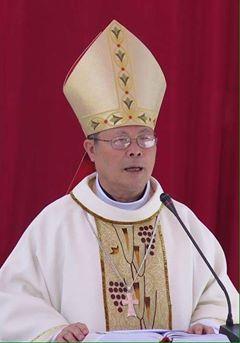 Tân chủ tịch Giuse Nguyễn Chí Linh, Giám mục giáo phận Thanh Hoá. Ảnh: internet