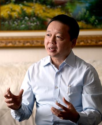Bộ trưởng Trần Hồng Hà. Nguồn: internet