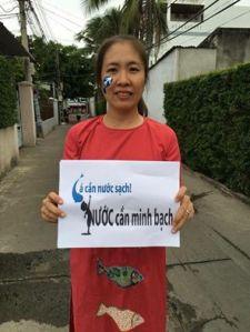 Nguyễn Ngọc Như Quỳnh, tức blogger Mẹ Nấm. Ảnh: Facebook