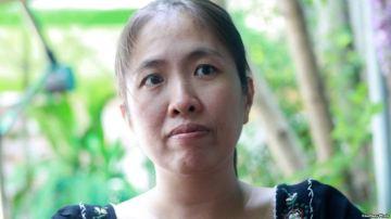 Blogger Mẹ Nấm - Nguyễn Ngọc Như Quỳnh. Photo Courtesey