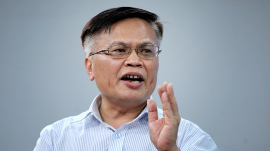 Chuyên gia kinh tế Nguyễn Đình Cung, Viện trưởng CIEM. Ảnh: DT