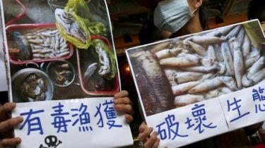 Hơn 500 ngư dân Kỳ Anh đã kiện Formosa về thảm họa môi trường. Ảnh: Reuters.