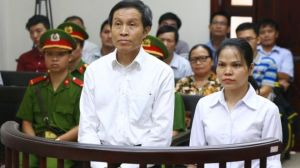 Phiên phúc thẩm ở Hà Nội ngày 22/9 xét xử ông Nguyễn Hữu Vinh và cộng sự giữ nguyên mức án ban đầu. Getty Images