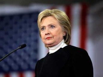 Ứng viên Tổng thống Mỹ Hillary Clinton. Ảnh: internet