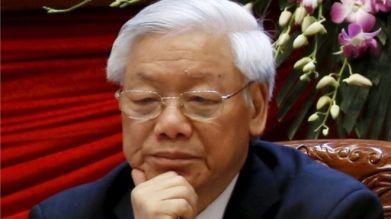 Ông Nguyễn Phú Trọng. Nguồn: internet