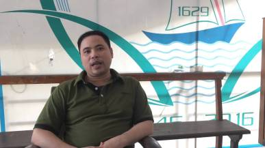 LM Đặng Hữu Nam. Nguồn: YouTube.