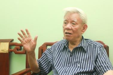 Ông Nguyễn Đình Hương, nguyên Phó trưởng ban tổ chức Trung ương. Ảnh: VNE