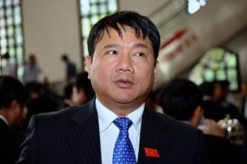 Bí thư thành ủy TPHCM, ông Đinh La Thăng, ảnh minh họa chụp trước đây tại Hà Nội.