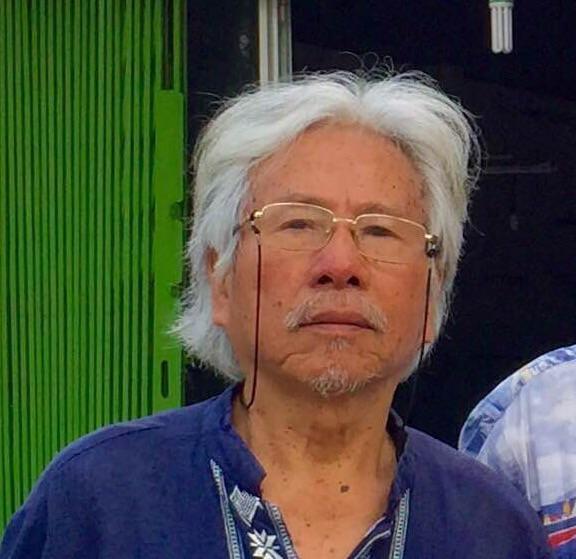 Nhà thơ Bùi Minh Quốc. Nguồn: Trương Duy Nhất