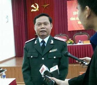 Ông Huỳnh Phong Tranh, cựu Tổng Thanh tra chính phủ.