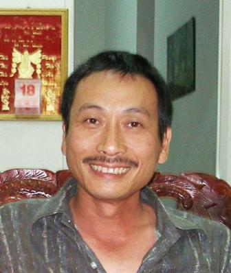 Nguyen Dinh Ngoc (Nguyen Ngoc Gia). © Dan Lam Bao