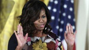 Đệ nhất phu nhân Michelle Obama. Ảnh: AP