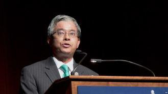 Đại sứ Phạm Quang Vinh. Nguồn: AP
