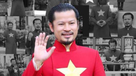 Doanh nhân Lê Đình Hùng. (Ảnh: Facebook Le Dinh Hung)