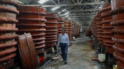 Chính phủ Việt Nam nói báo chí đăng thông tin sai sự thật về nước mắm có thạch tín ảnh hưởng đến nước mắm truyền thống. Ảnh: Getty Images