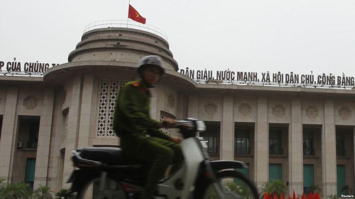 Ngân hàng nhà nước Việt Nam. Ảnh minh họa/ Reuters.